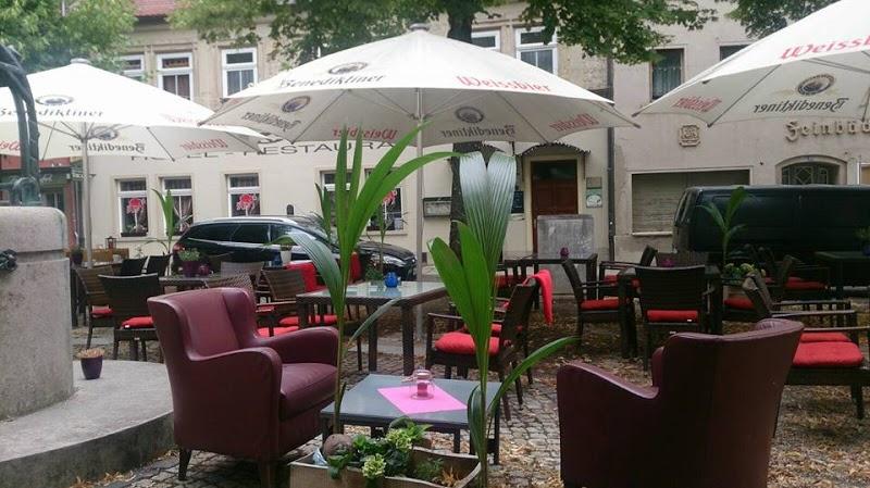 Biergarten und Steakhaus Toscana in Naumburg